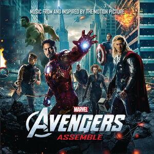 Marvel-Music-Avengers Assemble