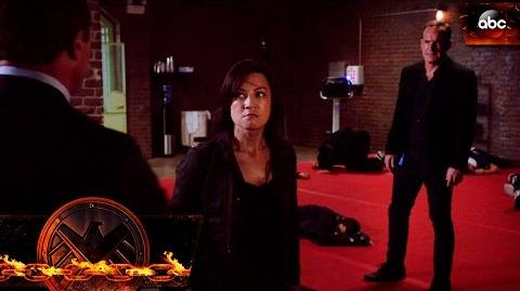 Kick@$$ Move of the Week May Takes on the Team - Marvel's Agents of S.H.I.E.L.D.