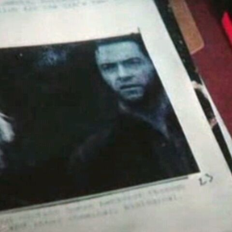 Storm's photo in <i>The Wolverine.</i>