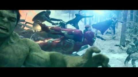 AVENGERS AGE OF ULTRON - Official TV Spot 13 (HQ) 2015