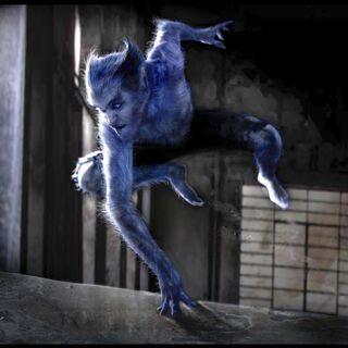 Concept art from X-Men: First Class.
