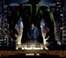 The Incredible Hulk posters