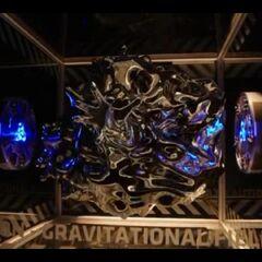 Dr. Hall still alive in Gravitonium