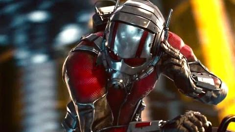 ANT-MAN Featurette - Just the Small Things (HD) Paul Rudd, Evangeline Lilly Marvel Movie 2015