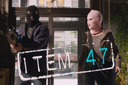 Item 47 title screen
