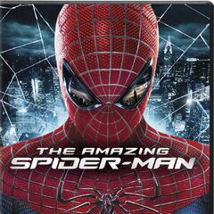 The Amazing Spider-Man<br />US DVD cover
