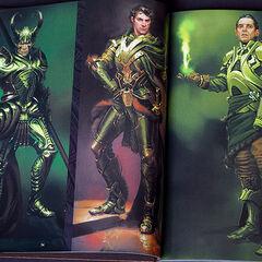Loki Concept Art 007