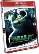 Hulk French HD DVD