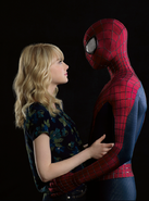 Gwen Stacy and Spider-Man TAS-M2
