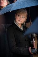 Gwen at funeral