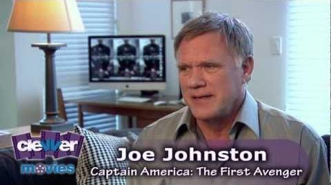 Director Joe Johnston Talks 'Captain America The First Avenger'