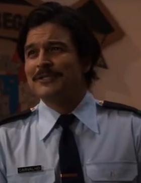 Officer Carvalho