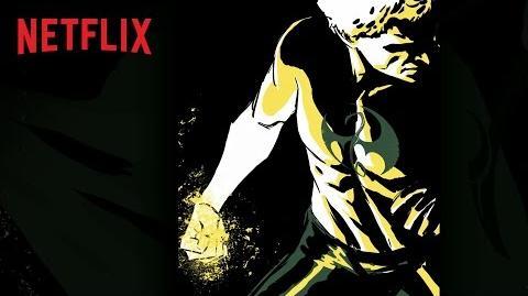 Marvel's Iron Fist Joe Quesada Art Timelapse HD Netflix