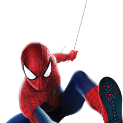 Spider-Man's new costume in <i>The Amazing Spider-Man 2</i>.