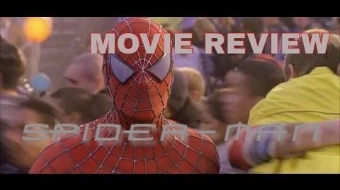 Spider-Man (2002) MOVIE REVIEW