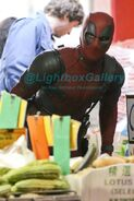 Deadpool reshoots 1