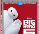 Big Hero 6 (film) Home Video
