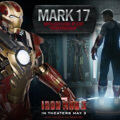 Heartbreaker armor (Mark XVII).