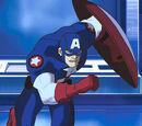 Steven Rogers (Ultimate Avengers)