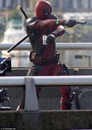 Deadpool Filming 14