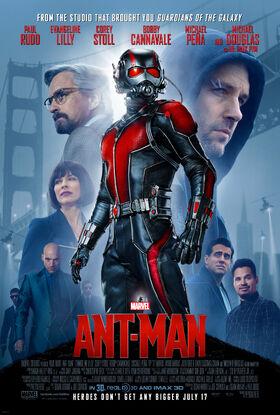 Ant-Man full-length poster