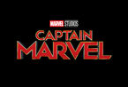 Captain Marvel Logo SDCC