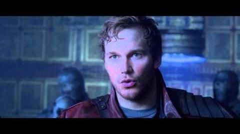 Meet the Guardians of the Galaxy Peter Quill