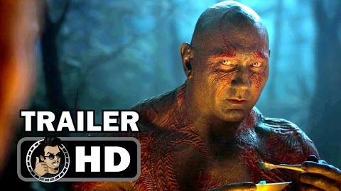 GUARDIANS OF THE GALAXY 2 Official Trailer 3 Teaser (2017) Chris Pratt Marvel Movie HD
