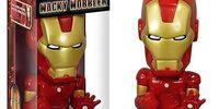 Iron Man bobble heads