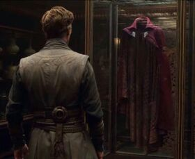 Cloak of Levitation Doctor Strange