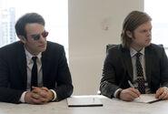 Matt Murdock and Foggy Nelson