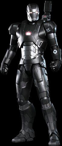 File:War Machine armor MK II.JPG