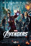2012 Avengers Poster