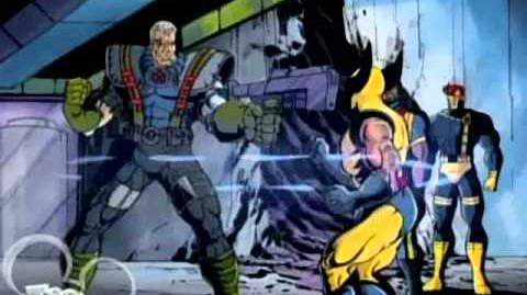 X-Men The Animated Series Season 2 Episode 8 (Part 2)