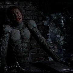 The death of the Goblin