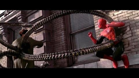 Spider-Man - Fight Moves Compilation HD