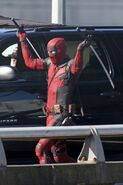 Deadpool Set photo