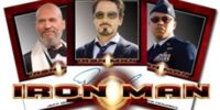 Iron Man trading cards