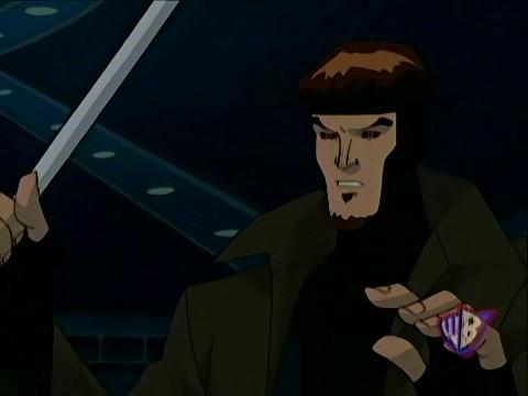 Gambit  X-Men Evolutio...
