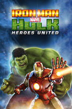 Iron Man And Hulk- Heroes United