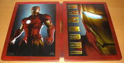 Steelbook IronMan