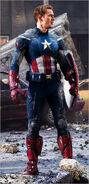 Captain America The Avengers 01