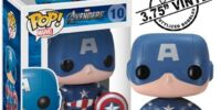 Pop Vinyls: The Avengers