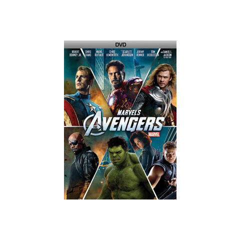 Marvel's <i>The Avengers</i> DVD