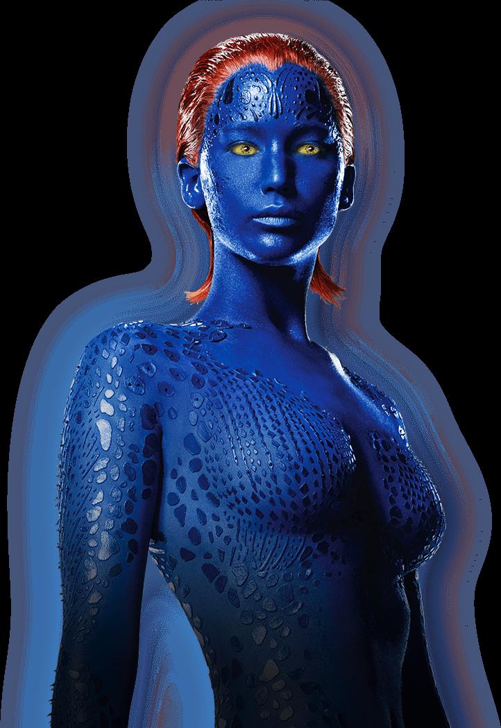 X Men Mystique Human Image - Mystique - Pas...