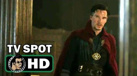 DOCTOR STRANGE TV Spot 13 - Defend (2016) Benedict Cumberbatch Marvel Movie