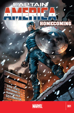 Captain America Homecoming