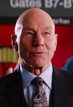 Professor X The Wolverine