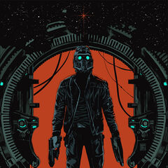 Mondo ~ Star-Lord poster