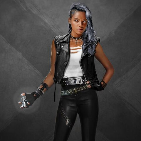 Maisie Richardson-Sellers as Storm